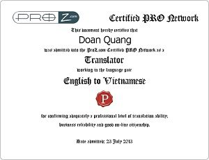 english to vietnamese translation services